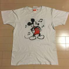 「ヴィンテージ DISNEY Tシャツ」の画像検索結果
