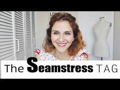 THE SEAMSTRESSS TAG  |  EL TAG DE LA COSTURERA
