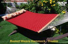 Basket Weave Hammock (Double)