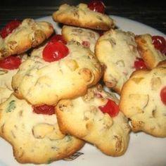 Irish Whiskey Christmas Cookies