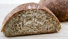 Chia-Brot Low Carb - die beliebten Chia Samen verarbeitet in einem tollen duftenden Brot. Das Chia-Brot ist Low Carb, und kohlenhydratfrei