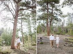 Laramie wyoming wedding photography - See more on the blog!