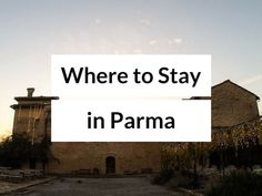 Looking for a place to stay in Parma? Explore this list of the best hotels and accommodations in the Emilia Romagna area.