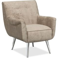 Accent And Occasional Furniture Moda Accent Chair Bronze