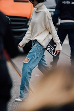 It's the smart styling tricks that keep your wardrobe fresh in these tricky transitional months. Vogue presents the street style ideas to try before your seasonal wardrobe switch-up.