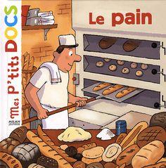 Le pain - Stéphanie Ledu,Didier Balicevic