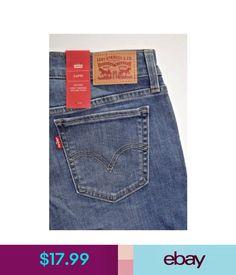 Jeans Levi's Women's, Capri Jeans #ebay #Fashion