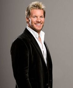 Seriously, one of the funniest people ever --- Chris Jericho