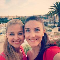 #PortHercule ✌️#girls#summer#holidays#montecarlo  p.s. Алис, такими глазами можно любоваться бесконечно! ❤️ by evgeniia24 from #Montecarlo #Monaco