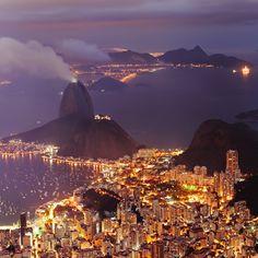 Rio - Rio de Janeiro o destino especial para o Carnaval | Brasil | City | Nature | Fotografia | Corcovado | Paisagem