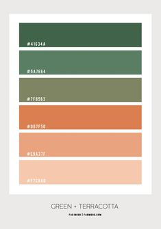 Color Palette For Home, Hex Color Palette, Color Palate, Earth Colour Palette, Pantone Colour Palettes, Color Schemes Colour Palettes, Pantone Color, Green Color Schemes, Pantone Green