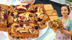 French Toast, The Creator, Food And Drink, Granddaughters, Cooking, Breakfast, Recipes, Dessert, Youtube