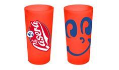 Vasos #originales personalizados para La Casera. Más información sobre proyectos de #merchandising en: http://www.regalodeempresagsr98.es/merchandising-espana-madrid-barcelona-zaragoza/