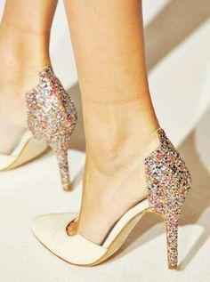ae9abd3794c04 Chaussures Paillettes, Chaussures Hautes, Chaussures Vintage, Chaussures À  Talons Hauts, Chaussures Femme