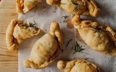Mini deep-fried calzone recipe | FOOD TO LOVE