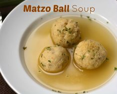 Matzo Ball Soup - perfect for fighting a cold! #pmedia #KleenexTarget #ad