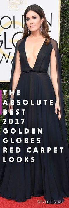 Every Best Dressed Look from the 2017 Golden Globes