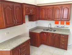 Mueble de cocina completo.