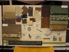 Interior Design Material Board 3