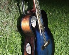 Discover recipes, home ideas, style inspiration and other ideas to try. Guitar Prices, 12 String Acoustic Guitar, Sound Samples, Guitar Design, Wood Species, Etsy, Custom Design