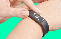 Sorry, but your fitness tracker isn't a magical weight-loss device.