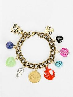 Charm Bracelet, $13