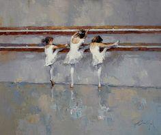 Three Graces by Alexi Zaitsev