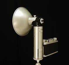 CANON IV Sb, CANON 50mm f/1.8 Lens, CANON Flash Unit Model Y