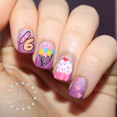 Nail Art Idea | Diy Nails | Nail Designs