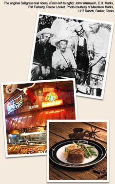 Saltgrass Steak House - Texas to the Bone!