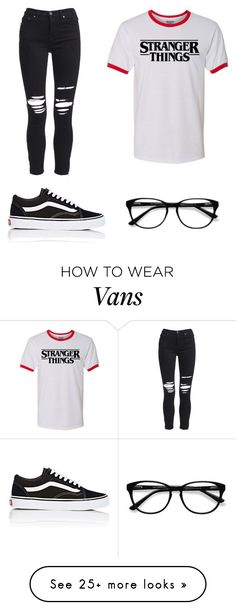 """Vans"" by alexism012204 on Polyvore featuring AMIRI, Vans and EyeBuyDirect.com"
