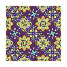 Mandala Geometry - Purple The exotic of mandala geometry design with Russian design of style  instagram.com/tseihadesign