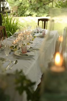 Michelle Simone » Parties for the New Year… Dinner Under the Trellis.