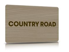Country Road Gift Card Gift Registry, Gift Vouchers, Gift Certificates, Thank You Gifts, Gift Cards, Country Roads, Gift Ideas, How To Make, Thank You Presents