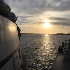 Ferry to VIneyard Haven, Martha's Vineyard