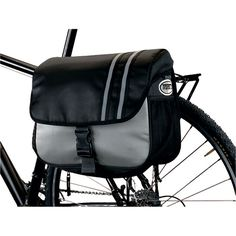 Bicycle Panniers and Racks