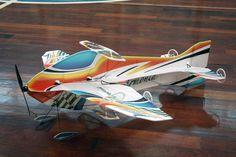 Tech One RC 4 Channel Armonia Indoor Aerobatic Freestyle Depron Plane Almost Ready to Fly 900mm Wingspan