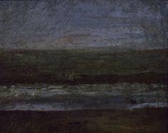 antitacta:  James Ensor, (Black) Seascape, 1881.