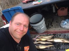 Day 2 was a little bit different than Day 1 of my one-man walleye opener--and that's putting it mildly. The temperature had dropped about 15 degrees C. Ontario, Fishing, Adventure, Fairy Tales, Peaches, Adventure Nursery, Pisces, Gone Fishing