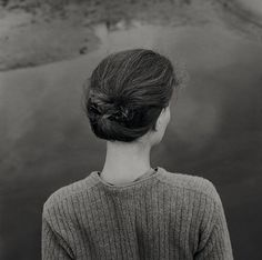 "flashofgod: ""Emmet Gowin, Edith, Chinoteague, Virginia, 1967. """