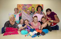 Knitting-group at Tonge Moor by Bolton at Home, via Flickr