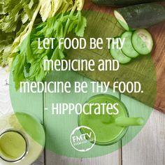 Make Food Your Medicine!   www.FMTV.com