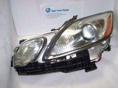 06-11 Lexus GS300 GS350 GS430 HID Xenon Headlight Left LH OEM