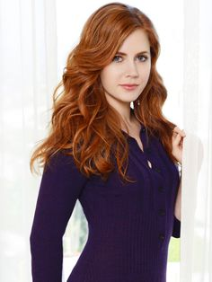"gloriouslyred: ""Amy Adams "" Discover tons of gorgeous redhead on Bonjour-la-Rousse Beautiful Redhead, Beautiful People, Beautiful Gorgeous, Gorgeous Hair, Actress Amy Adams, Emily Deschanel, Hottest Redheads, Drop Dead Gorgeous, Redhead Girl"