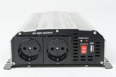 Inverter Sinus 12V 600W