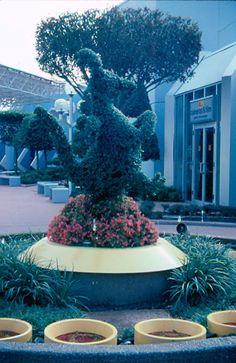 Disney Parks, Walt Disney World, Epcot Center, Hollywood Studios, Travel Aesthetic, Vintage Disney, Topiary, Disney Love, Disneyland