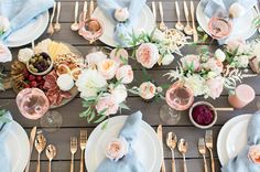 Summer backyard dinner party inspiration #BedBathandBeyond #sponsored