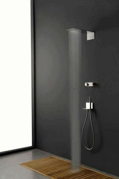 25 Best Modern Bathroom Shower Design Ideas It makes us feel like we are out on a trip or like that. Checkout our latest collection of 21 Best Modern Bathroom Shower Design Ideas and g Modern Bathroom Design, Bathroom Interior Design, Modern House Design, Modern Interior, Modern Furniture, Bath Design, Modern Bathrooms, Small Bathrooms, Dream Bathrooms