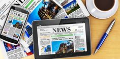 The Evolution of Digital News, and a Glimpse of Where it's Headed Next