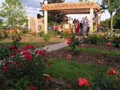 Hartling Family Rose Garden - Fox Valley Tech - Appleton, WI